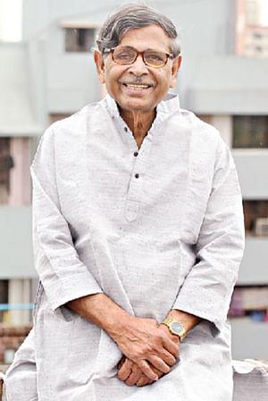 আবদুল্লাহ আবু সায়ীদ। ছবি: সুমন ইউসুফ