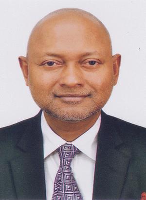 বেগম রোকেয়া বিশ্ববিদ্যালয়ের উপাচার্য নাজমুল আহসান কলিমুল্লাহ