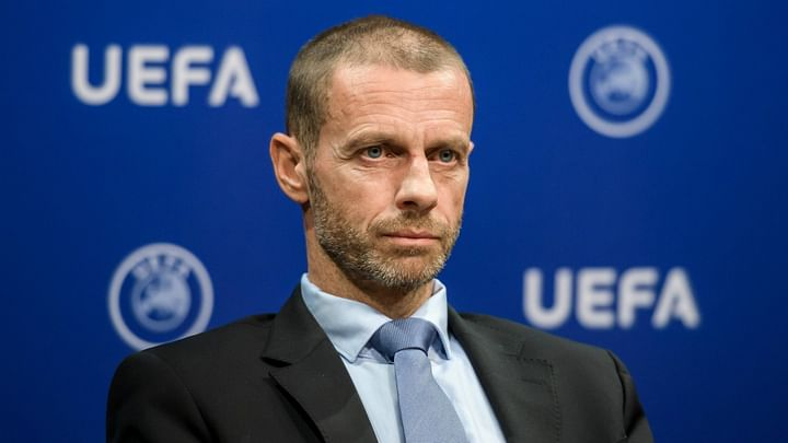 UEFA President Alexander Seferin is in favor of giving big punishment to three clubs in the Super League.