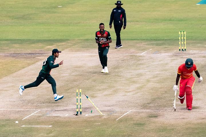 জিম্বাবুয়ের বিপক্ষে ওয়ানডে সিরিজে ব্যাটিং–বোলিং দুই বিভাগেই ভালো করেছে বাংলাদেশ