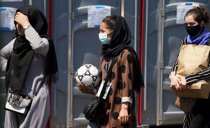আফগানিস্তান ছাড়ছে  নারী ফুটবলাররা
