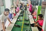 কঠোর লকডাউন নিয়ে উদ্বিগ্ন বরিশালের রপ্তানিমুখী শিল্পমালিকেরা