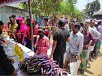 হবিগঞ্জে ধ্রুপদি পরিবারের 'নামমাত্র দামে ভালোবাসার বাজার'
