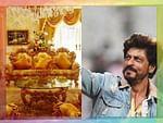 দেখে নিন শাহরুখের ২০০ কোটির বাড়ির অন্দরসজ্জা