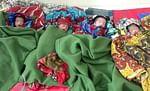 একসঙ্গে চার সন্তানের জন্ম, লাক্সমিয়ার পরিবারে 'ঈদের' চেয়ে খুশি