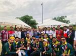 স্বাধীনতার সুবর্ণজয়ন্তীতে ক্রিকেট: চ্যাম্পিয়ন স্পেনের টাইগার মাদ্রিদ