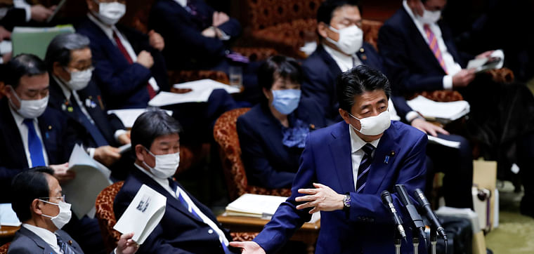 Japan PM Abe set to declare state of emergency as soon as Tuesday ...