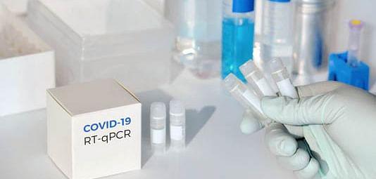COVID-19 test kits