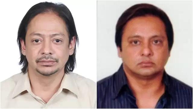 Sikder Group MD Ron Haque Sikder and brother Dipu Haque Sikder
