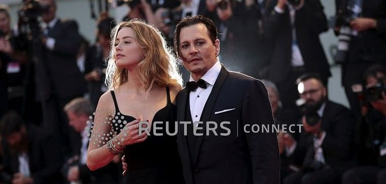 Johnny Depp And Amber Heard From Romance To Rancour Prothom Alo