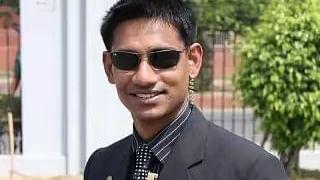 Retired army major Sinha Mohammad Rashed Khan