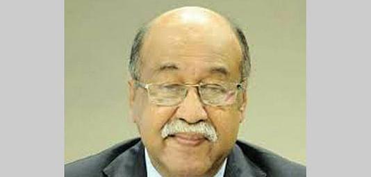 Industries minister Nurul Majid Mahmud Humayun