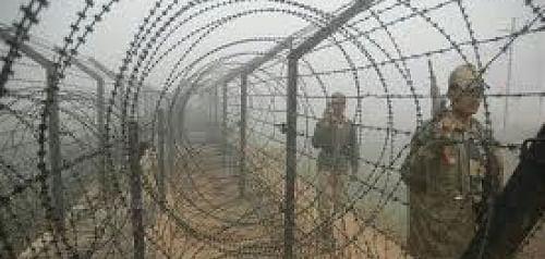 Bangladesh-India border