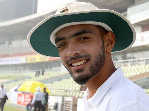 Saif Hassan again tests COVID-19 positive