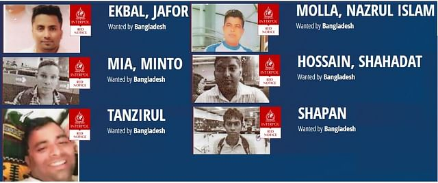 Interpol issues red notice against 6 Bangladeshi 'human traffickers'