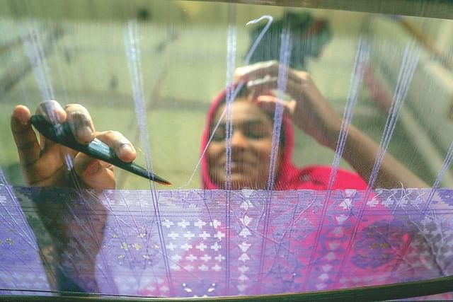Creative people will certainly take Bangladesh ahead economically if they get the right leadership.