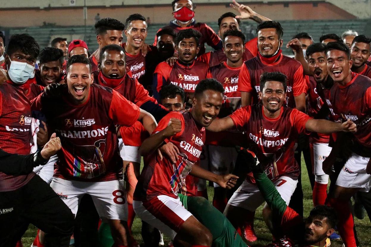 Bashundhara retain Federation Cup title   Prothom Alo