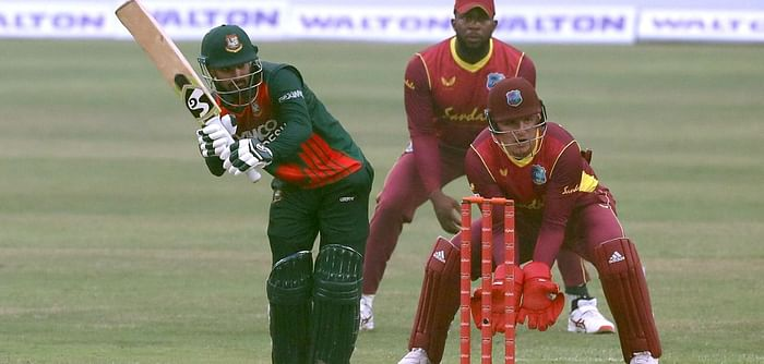 Openers Tamim and Liton had a good start