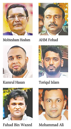 Faridpur's petty leaders even mass wealth