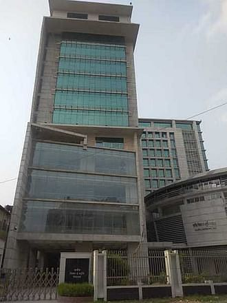 The National Science and Technology Complex in Agargaon