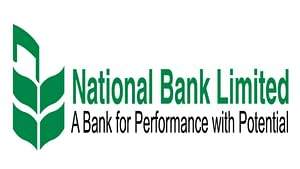 Logo of National Bank Limited
