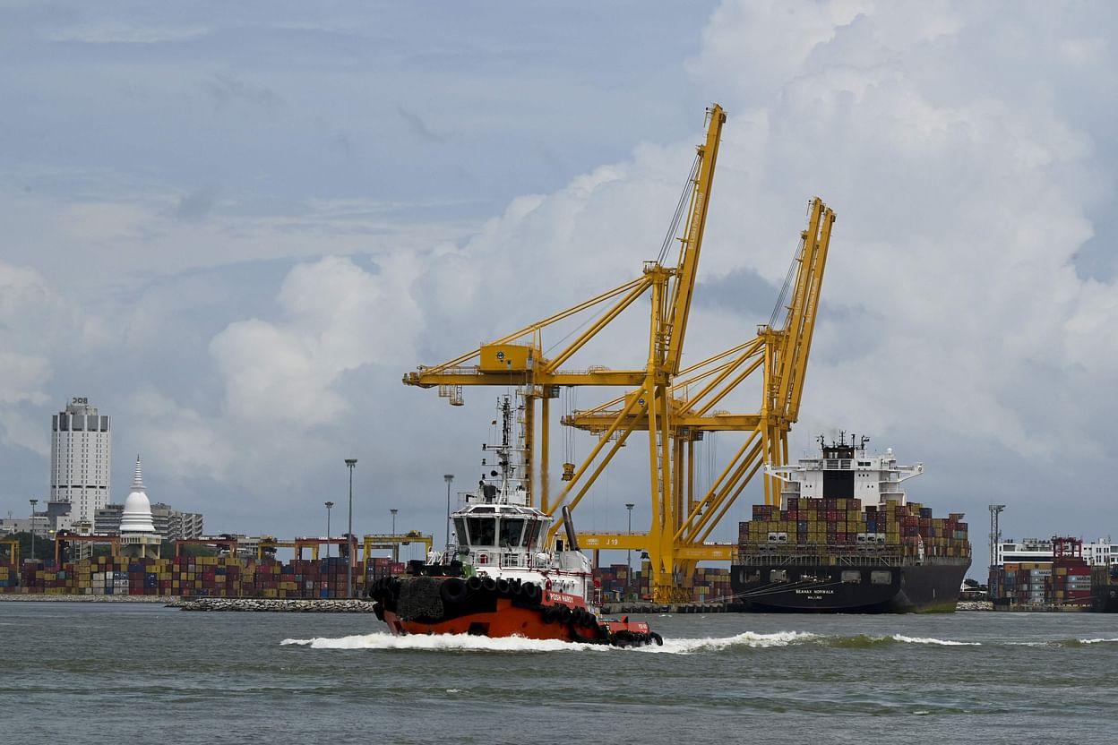 Small Sri Lanka harbours big maritime ambitions