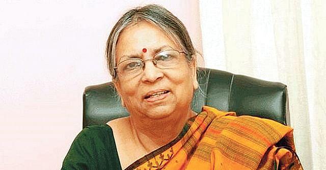 Sultana Kamal, former caretaker government adviser and human rights activist