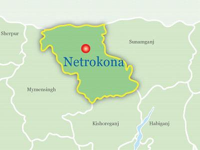 Woman hacks husband to death in Netrokona