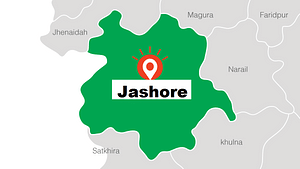 Map of Jashore