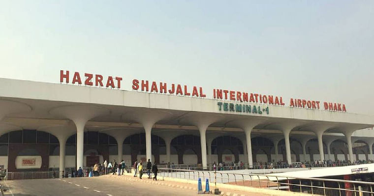 'AL leader Shahjahan's daughter tried to fly with 'fake COVID-19 certificate''